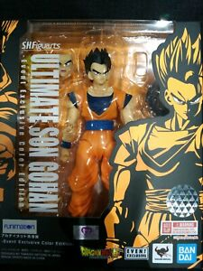 SDCC 2019 Tamashii Nations S.H. Figuarts ULTIMATE SON GOHAN Event Exclusive DBZ