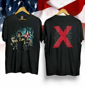 INXS Concert Tour T-Shirt Michael Hutchence size S - 2XL
