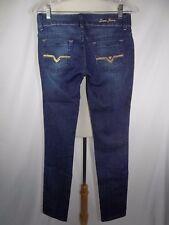 Guess Jeans Daredevil Skinny 30 X 33 Cotton Spandex Women's Sz 26