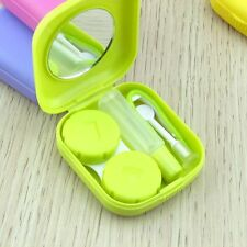 Suitable Quality High Lens Travel Mirror Contact Mini Case Pocket Container
