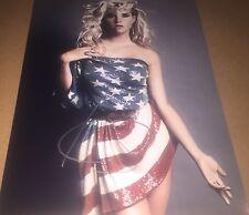 Kesha Singer Tik Tok Singer Hand Signed 11x14 Photo Autographed COA Ke$ha XX
