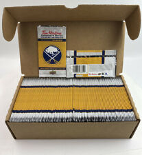 Tim Hortons 2019-20 Upper Deck BUFFALO SABRES factory 100 Sealed Pack 3 cards/pk