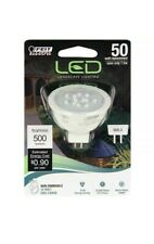 Feit Electric 50-Watt EQ Warm White Light Bulb 7.5 Watts