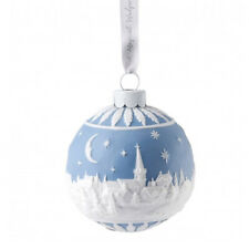 Wedgwood Christmas 2019: The Christmas Sky at Night Bauble Decoration - New