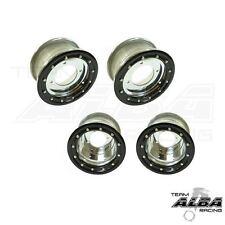 Banshee 350 Warrior  Front  Rear Wheels  Beadlock 10x5  9x8  Alba Racing  S/B 41