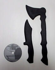 Tactical Training Tomahawk Knife & Combat Fighting Techniques DVD