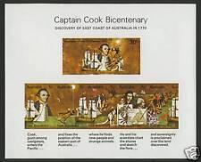 Australia 482a MNH Captain James Cook Bicentenary, Ship