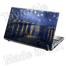 """15,6 """"TaylorHe Laptop Vinile Adesivo Decalcomania protezione copertura MG"""
