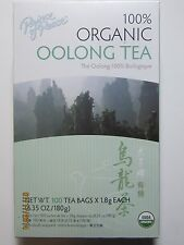 Prince of Peace - Organic Oolong Tea - 100 Tea Bags  - Buy 2 Get 2 Free