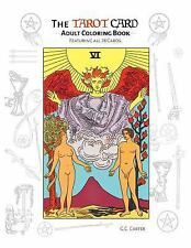 TAROT CARD ADULT COLORING BOOK