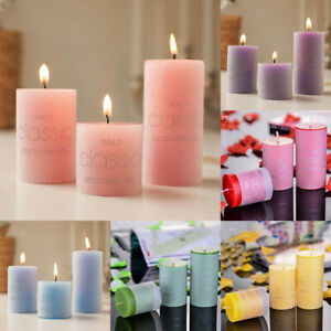 Large Scented Candles Jar Fragrance Aromatic Home Gift