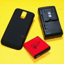 5560mAh Extended Battery Universal Charger Cover for Samsung Galaxy S2 S II T989