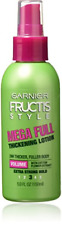 Garnier Fructis Style Mega Full Thickening Lotion All Hair Types Care 5 Ounce