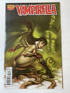 Vampirella #27 Lucio Parrillo Variant Cover Rare Dynamite Comics 2013 NM