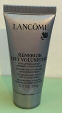 4 Lancome RENERGIE LIFT VOLUMETRY Lifting & Reshaping Cream SPF 15 .5 oz/15 g Ea