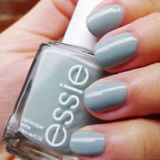 Essie MAXIMILLIAN STRASSE HER Cool Light Gray Green Nail Polish Lacquer .46z 824