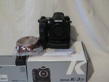 PENTAX K-3 Mark III Premium Kit Black