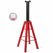 """10 Ton Jack Stand 18-1/2"""" to 30"""" inch High Jack Stand Capacity Suv Rv Trailer"""