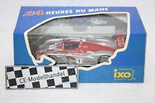 Audi R8 Le Mans Team Joest • 2002 • Ixo • 1:43