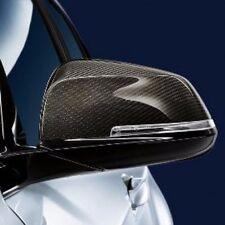 BMW M PERFORMANCE CARBON FIBER MIRROR CAPS F25 X3 F26 X4 F15 X5 F16 X6
