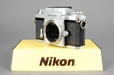Nikon F 35mm SLR Film Camera - Body Only