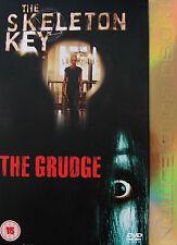SKELETON KEY / THE GRUDGE<>SARAH MICHELLE GELLAR<>2 DISC GOLD EDITION<>DVD ~