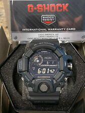 G-Shock GW9400-1B Rangeman Master of G Mud & Shock Resistant Watch NIB