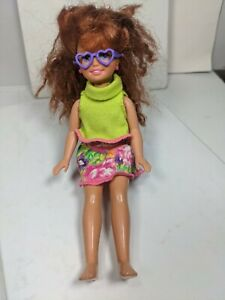 Vintage Barbie 1990s  Stacie Whitney  Red Hair Ginger