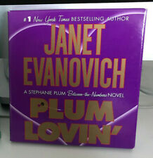 Janet Evanovich Plum Lovin CD Audiobook 3 cds