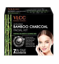 VLCC Natural Sciences Activated Bamboo Charcoal Facial Kit 60 g free shipping