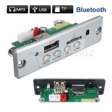 Bluetooth 5V MP3 WMA Glitzy Decoder Board Audio Module TF USB Radio for Car