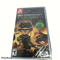 Tiny Troopers Joint Ops XL (Nintendo Switch 2019) Brand New - Sealed