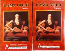 KAMA GOLD DELAY PILLS CAPSULE IMPROVE PERFORMANCE PORN STAR SEX LAST ALL NIGHT