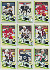 12-13 OPC Complete Your Marquee Rookies Set #552-600