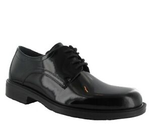 Magnum Active Duty Black Patent Gloss Service Defence Dress Shoes