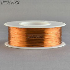 Magnet Wire 27 Gauge Enameled Copper 395 Feet Coil Winding and Crafts 200C