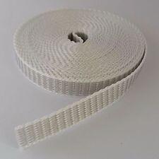 Roller Shutter Belt Webbing Band Width 14mm 12m Grey Belt Winder Roller