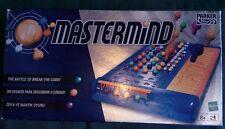 MASTERMIND Classic Puzzle Code Game 2000 Parker Hasbro 100% Complete