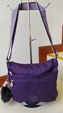 KIPLING #ARTO Crossbody bag in Regal Purple Color