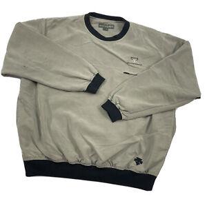 Descente Men's Windbreaker Jacket Pullover Sz XXL Buick Invitational Golf