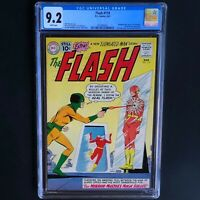 THE FLASH #119 (DC 1961) 💥 CGC 9.2 WHITE PAGES 💥 ONLY 7 HIGHER! Elongated Man
