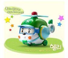 Helly Robocar poli Diecasting Mini Figures Korea animation character Robot Car