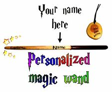 10 inch Magic Wand Harry Potter Personalized Wizard Wand