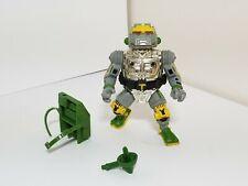 Vintage Teenage Mutant Ninja Turtles Metalhead Figure, Near Complete