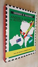 UN CONTINENTE IN FRANCOBOLLI L'AMERICA DEL SUD E AUSTRALIA Corriere dei Piccoli