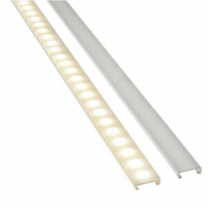 Diode LED TAPEGUARD Tape Light Cover Clear/Frosted