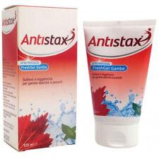 ANTISTAX Freshgel Gambe Extra Freschezza per il Benessere delle Gambe 125 ml