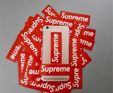 Supreme Sticker -- Multiple Laptop Phone Kids Gift JDM Car Skateboarding Bulk