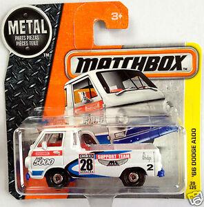 Matchbox '66 Dodge A100 Pickup Truck