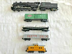 "American Flyer by Gilbert #20615 ""The Thunderbolt"" Freight set! L@@K"